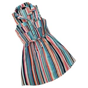 Bebop Striped Dress